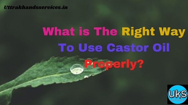 most-people-do-not-know-the-way-to-use-castor-oil-properly
